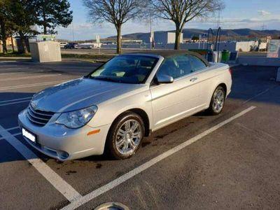 gebraucht Chrysler Sebring Cabriolet 2,0 CRD Limited Softtop