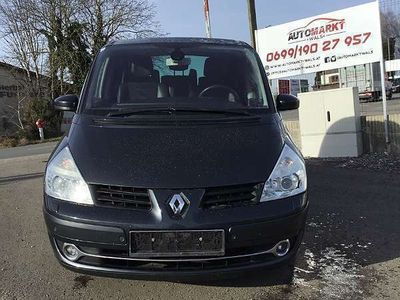 gebraucht Renault Grand Espace EspaceCelebration 2,0 dCi Aut. Kombi / Family Van