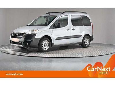 gebraucht Peugeot Partner Tepee Outdoor 1,6 BHDI 100 S&S Kombi / Family Van