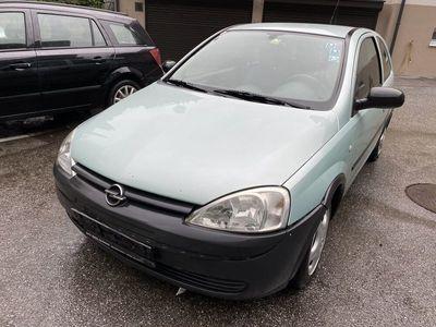 gebraucht Opel Corsa Euro Line