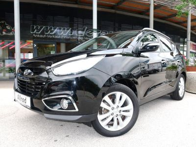 gebraucht Hyundai ix35 2,0 CRDi Premium 4WD, Pickerl + Service NEU !