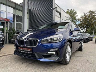 gebraucht BMW 218 Active Tourer i Advantage Aut. FACELIFT! AHK, Kame