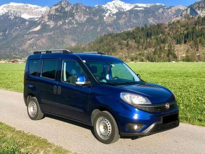 gebraucht Fiat Doblò 1,4 T-Jet Natural Power 120 Lounge