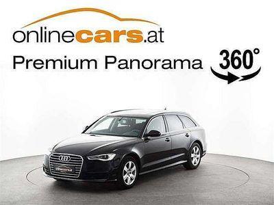 gebraucht Audi A6 Avant 2,0 TDI S-tronic XENON SD AHK RFK NAVI... Kombi / Family Van