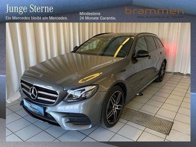 brugt Mercedes E220 E-KlasseT Austria Edition 4MATIC Aut. Kombi / Family Van,