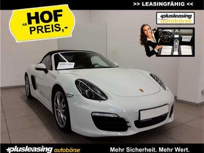 gebraucht Porsche Boxster S PDK