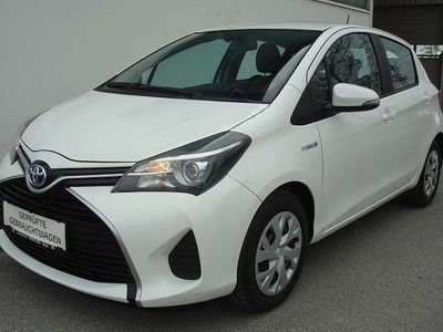 gebraucht Toyota Yaris 1,5 VVT-i Hybrid Active*Tempomat und Sensor Smart*