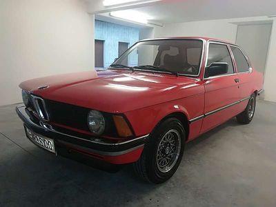 gebraucht BMW 318 3er-Reihe E21 i Sportwagen / Coupé