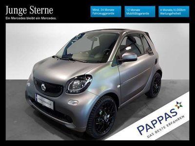 gebraucht Smart ForTwo Cabrio fortwo EQ cabrio passion / Roadster