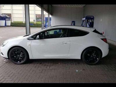 gebraucht Opel Astra GTC 1.4 Turbo Sportwagen / Coupé,