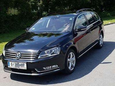 gebraucht VW Passat PassatVariant BlueMotion 1.6 TDI top kombi Kombi / Family Van