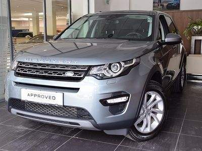 gebraucht Land Rover Discovery Sport 2,2 SD4 4WD SE Aut.