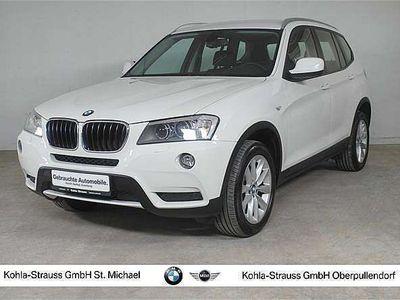 gebraucht BMW X3 xDrive20d Österreich-Paket Aut. SUV / Geländewagen,