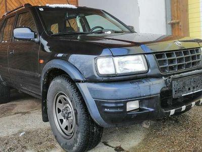 gebraucht Opel Frontera 2.2dti SUV / Geländewagen