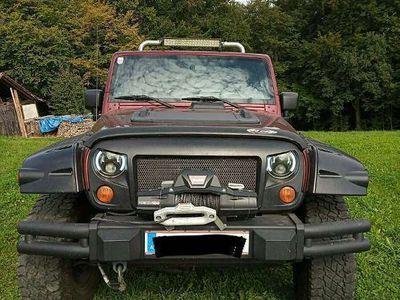 gebraucht Jeep Wrangler Sport 2,8 CRD Hardtop Aut.