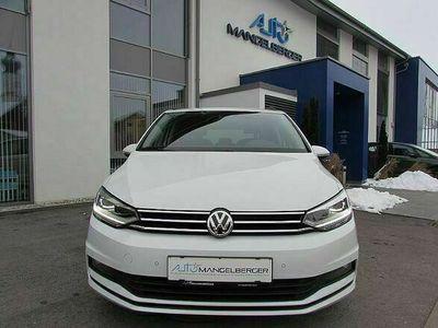 gebraucht VW Touran Comfortline 1,6 SCR TDI, LED Scheinwerfer, Ergo Sitz, Navi, ACC