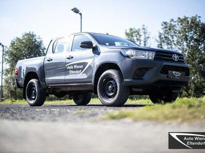 gebraucht Toyota HiLux 4x4 Double Cab Duty Comfort