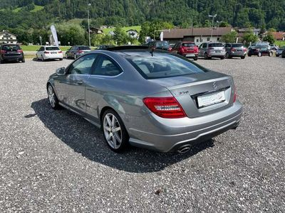 gebraucht Mercedes C350 BlueEfficiency Coupe Aut.