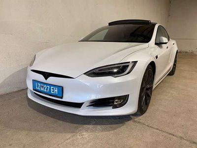"gebraucht Tesla Model S P100DL ""voll"""