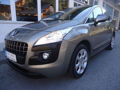 gebraucht Peugeot 3008 1,6 VTi 120 Professional Line