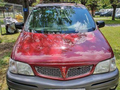 gebraucht Chevrolet Trans Sport Kombi / Family Van