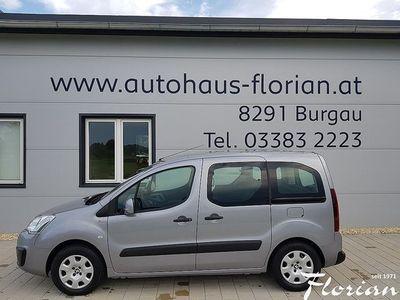 gebraucht Peugeot Partner Tepee Active 1,6 BHDI 100 S&S Kombi / Family Van,