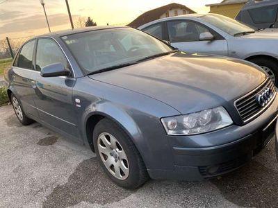 gebraucht Audi A4 2,0 Multitronic