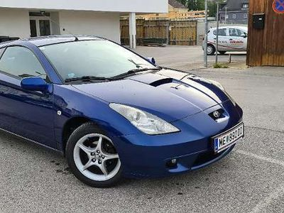 gebraucht Toyota Celica 1,8 VVT-i Sportwagen / Coupé