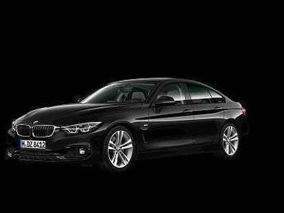 gebraucht BMW 430 Gran Coupé 4er-Reihe d xDrive Sport Line Aut. LED, Nav... Sportwagen / Coupé