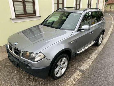 gebraucht BMW X3 3,0i Österreich-Paket Aut.