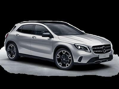 gebraucht Mercedes GLA220 CDI 4MATIC Aut.