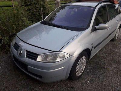 gebraucht Renault Mégane 1.9 dCi Kombi / Family Van
