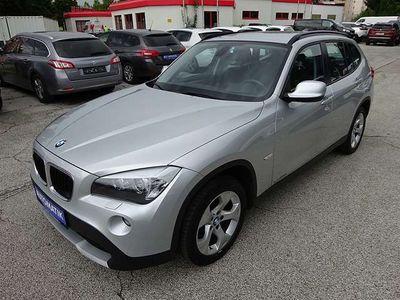 gebraucht BMW X1 sDrive20d Österreich Paket SUV / Geländewagen