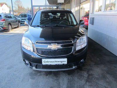 gebraucht Chevrolet Orlando 2,0 LTZ DPF Kombi / Family Van