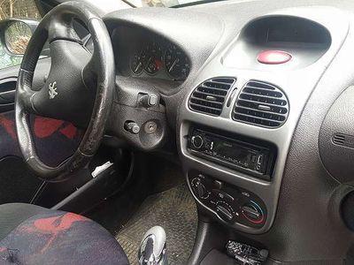 gebraucht Peugeot 206 Sport HDi 2.0 Klein-/ Kompaktwagen,