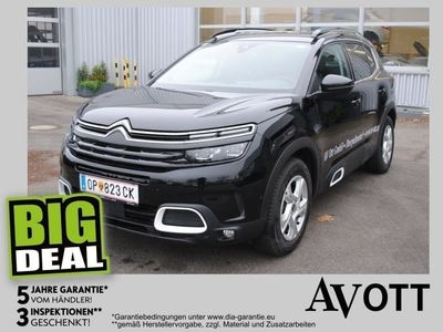 gebraucht Citroën C5 Aircross BlueHDI 130 S&S Shine EAT8 Aut. SUV / Geländewagen