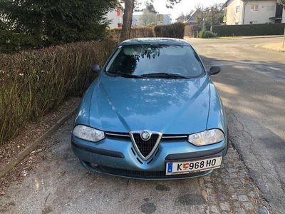 gebraucht Alfa Romeo 156 2,4 Limousine