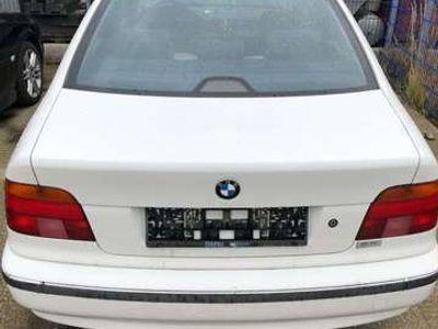 gebraucht BMW 520 5er-Reihe E39