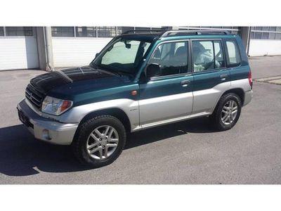 brugt Mitsubishi Pajero Pinin Wagon 1,8 MPI