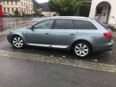 gebraucht Audi A6 Allroad 2,7 TDI V6 quattro Tiptr. DPF
