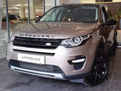 gebraucht Land Rover Discovery Sport 2,2 SD4 4WD HSE Aut. SUV / Offroad
