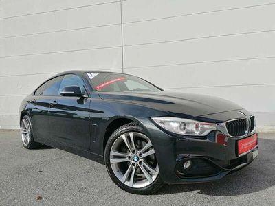 gebraucht BMW 420 Gran Coupé 4er-Reihe d xDrive Sport Line Aut. Sportwagen / Coupé