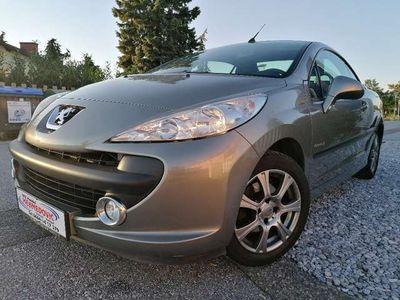 gebraucht Peugeot 207 CC Ö3 1,6 16V