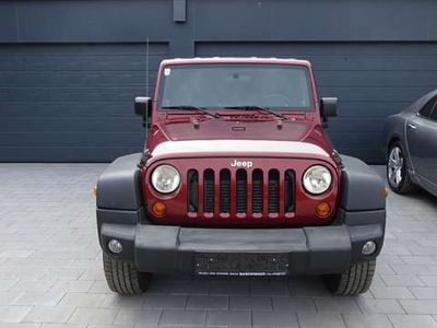 gebraucht Jeep Wrangler Rubicon 2,8 CRD Hardtop Aut.