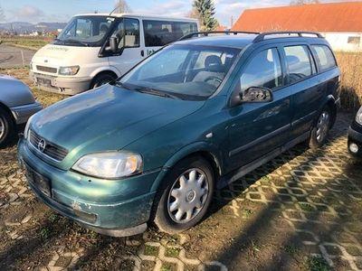 gebraucht Opel Astra Caravan Elegance DTI klimatronik pickel euro 3