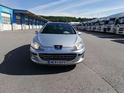 gebraucht Peugeot 407 SW Premium 2.0 HDI 136 Kombi / Family Van