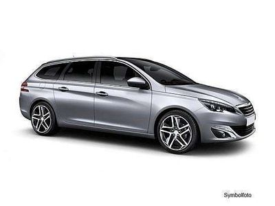 gebraucht Peugeot 308 SW 1,5 BlueHDI 100 Active S&S Kombi / Family Van