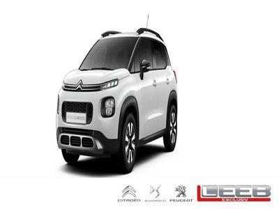 gebraucht Citroën C3 Aircross PureTech 110 S&S EAT6 Shine Aut., Shine, 110 PS, 5 Türen, Automatik