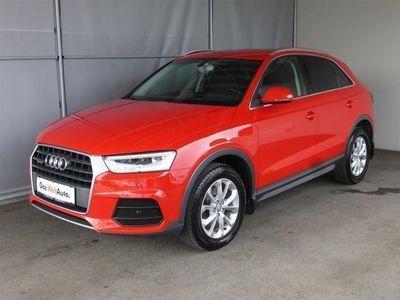 brugt Audi Q3 2,0 TDI quattro intense*Navigation*LED*