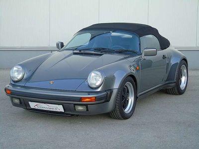 gebraucht Porsche 911 Urmodell Speedster WTL Steingrau 1 von 14 Stück!!